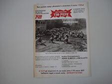 advertising Pubblicità 1977 TIO PEPE e MOTO TGM