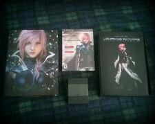 Lightning Returns: Final Fantasy XIII 13 Limited Collectors Edition PS3 stlbk ed