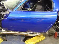 2003-2010 Dodge Viper SRT-10 OEM LH Left Driver Front Door Assembly Blue