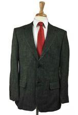 * HUGO BOSS Selection * Recent Solid Cashmere Wool Blend 2-Btn Sport Coat Sz 42R