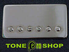 Tonerider Alnico II Classics Bridge Pickup Nickel Cover