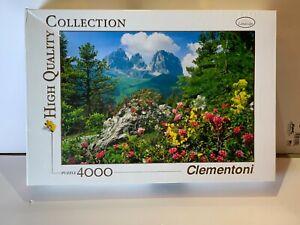Clementoni Puzzle 4000 Pieces high quality landscape
