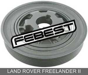 Crankshaft Pulley For Land Rover Freelander Ii (2006-2014)