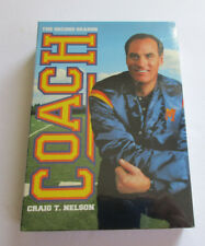Coach - The Second Season DVD 2-Disc Set NEW Sealed Craig T. Nelson