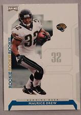 2006 Playoff Jacksonville Jaguars Team Set (4) Football Cards Maurice Jones Drew