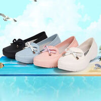 Women Nurse Shoes White Lady Slip Ons Comfort Loafers Air Cushion Work Shoes H1