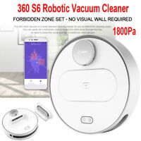 5 Jahre Garantie 360 S6 Smart Saugroboter Staubsauger Vakuum Cleaner 1800pa TOP!