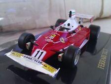 Modellini statici di auto da corsa Formula 1 Altaya Scala 1:43 Ferrari