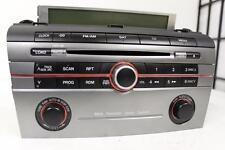 2006-2009 MAZDA  RADIO CD 6 DISC CHANGER MP3 PLAYER BAP5 79 EG0