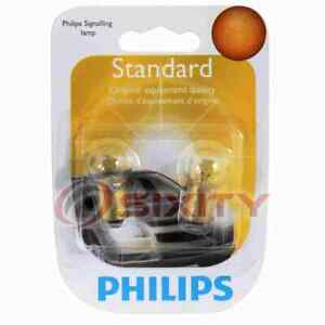 Philips Parking Light Bulb for Sterling 825 1987-1988 Electrical Lighting pd