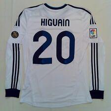 Camiseta Real Madrid Adidas 2012/2013 Gonzalo Higuaín (talla M)