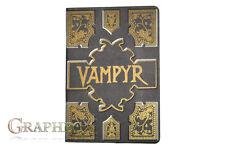 Vampyr Slayers Handbook Buffy the Vampire inspired personalized journal notebook