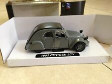 MINIATURE 2CV CITROEN 1952 NEW RAY 50893  1/32