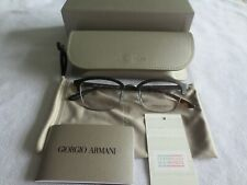 Giorgio Armani brown tortoiseshell glasses frames. AR 7115 5089. New.