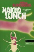 Naked Lunch (Modern Classic) (1960s A) by William Burroughs Paperback Book The