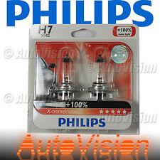Philips H7 55w X-treme Vision XVB2 Pack of 2 Low Beam 100% Longer Headlamps C1