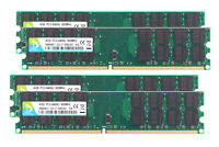 4X 4GB Only for AMD 2Rx4 PC2-6400 DDR2 800Mhz 240Pin RAM Desktop Memory DIMM @4H