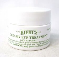 KIEHL'S CREAMY EYE TREATMENT WITH AVOCADO  ~ 0.5 oz ~ Minor Scratches