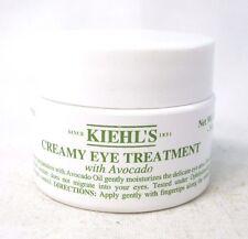 KIEHL'S CREAMY EYE TREATMENT WITH AVOCADO  ~ 0.5 oz ~