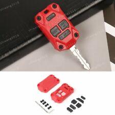 Car Key Fob Shell Case for Jeep Wrangler JK 07-17/ Compass 11-16/ Patriot 11-16