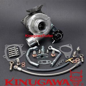 Kinugawa Billet Turbo TD04L-19T SUBARU WRX Forester w/ Forge Internal Actuator