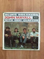 John Mayall Bluesbreakers Eric Clapton  Decca LK.4804  Mono UK