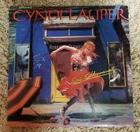 "Vintage 1983 Cyndi Lauper ""She's So Unusual"" LP - Portrait Records,  NM"