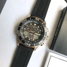 Citizen Promaster Marine Watch * Eco-Drive Yacht JR4063-12E Black Rubber