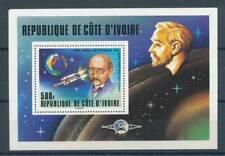 158228) Elfenbeinküste Bl.11** Nobelpreis Raumfahrt etc