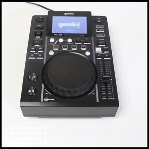 Gemini MDJ-500 Professional Media DJ Controller USB Media Player