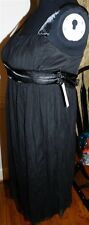 Black Dressy Dress Chiffon Little Black Dress Ruby Rox Girls size XL New