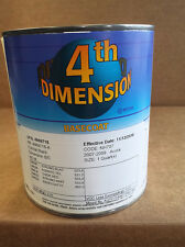 AUTOMOTIVE PAINT SHERWIN WILLIAMS DIMENSION 07-09 ACURA NH707 FORMAL BLACK PAINT