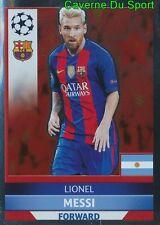 FCB3 LIONEL MESSI FC.BARCELONA STICKER CHAMPIONS LEAGUE 2017 TOPPS