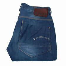 "G-STAR New Radar Low Loose Blue men Jeans in Size 34 (inseam 29 1/2"")"