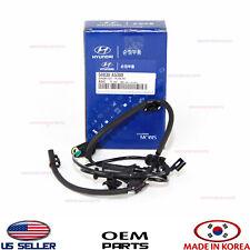 Abs Wheel Speed Sensor Front Right Genuine! Hyundai Elantra 2012-2016 59830A5300