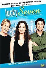 Lucky Seven, Good DVD, Kimberly Williams-Paisley, Patrick Dempsey, Brad Rowe, Br