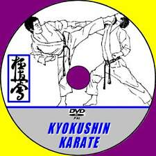 KYOKUSHIN KARATE LESSONS VIDEO DVD EASY TO FOLLOW SKILLS GUIDE BY EXPERTS NEW