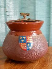 Vintage Alma Mater Tobacco Jar in excellent condition