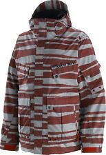 Special Blend Ski Snowboard Jacket Red Army (Mens Size M)
