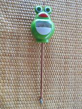 Am Conservation Group Moisture Meter Frog Green Save Water Garden