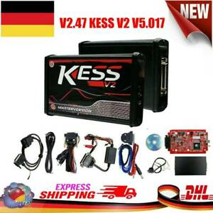 KESS V2 ECU-Programmer V5.017 Online Ohne Token Mehrsprachig Master Tuning Kit3