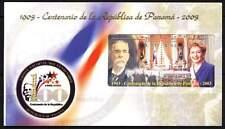 PANAMA 2003. Centenaire de la République (carnet de prestige)