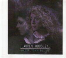 (GR608) Lauren Housley, Ghost Town Blues  - 2015 DJ CD