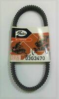 Gates High Performance G-Force Drive Belt For Kawasaki Part #03G3470