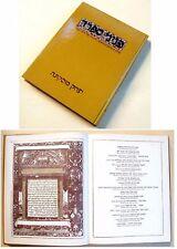 LADINO Jewish HEBREW BOOK 2000 Ephorisms JUDEO ESPAGNOL Israel JUDAICA Sephardi