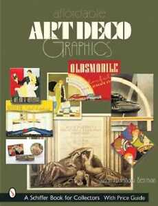 Affordable Art Deco Graphics Book