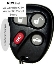 Transmitter #2 Seat control keyless remote park ave ultra clicker opener keyfob