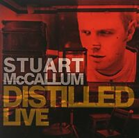 DISTILLED LIVE - MCCALLUM STUART [CD]