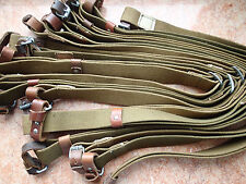 "Original Vintage Soviet Mosin - Nagant rifle carrying sling 51""-55"" length"