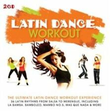 Latin Dance Workout 0698458950321 by Various Artists CD